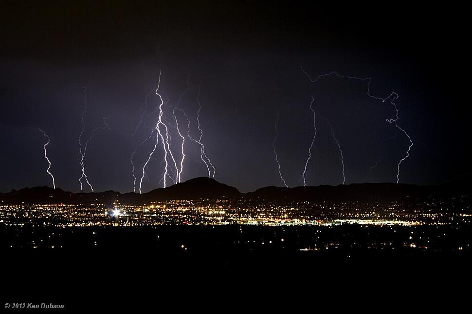 lightning tucson az 2011 2 dobson central photography