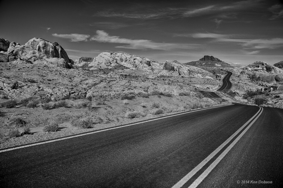 Valley of Fire Road #2