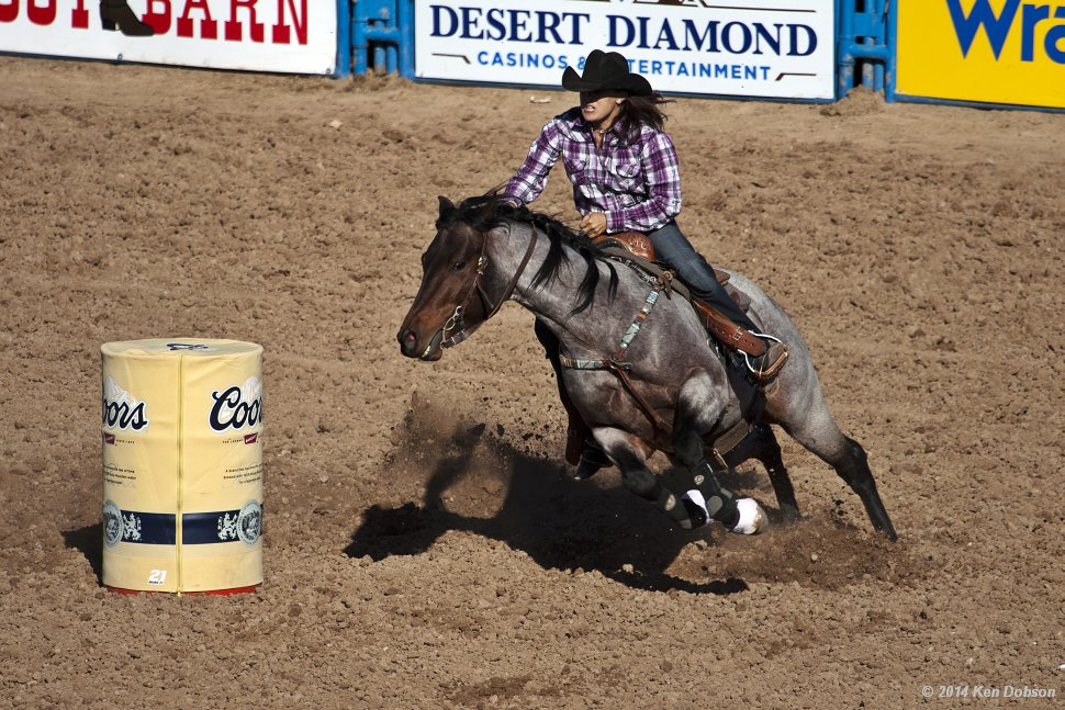 Barrel Racing #3