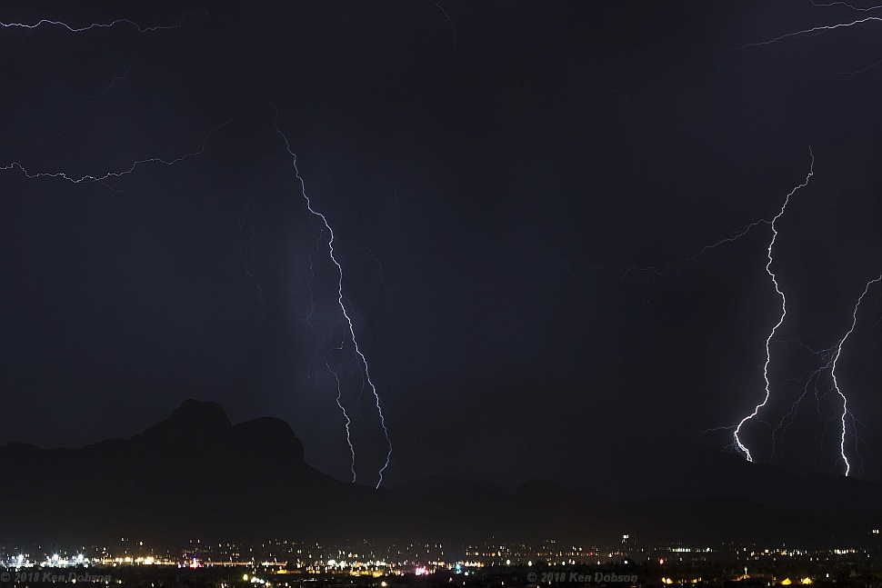 Panther Peak Lightning
