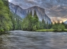 Yosemite El Capitan - HDR Panorama #1