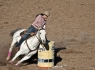 Barrel Racing #1